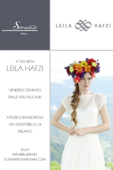 Leila Hafzi Scenari sposa 2