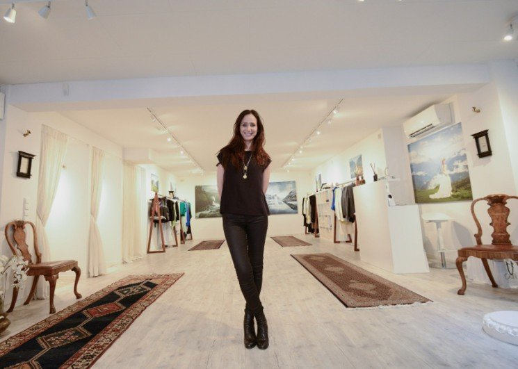 A new Norwegian point of sale in Stavanger for Leila Hafzi