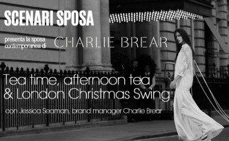 Le spose di Charlie Brear a Milano