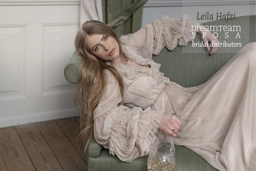 Leila Hafzi 2019 - DreamTeam Sposa