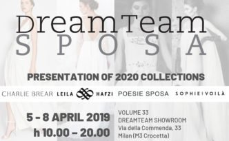 Milano 5-8 aprile Dreamteam preview collezioni 2020